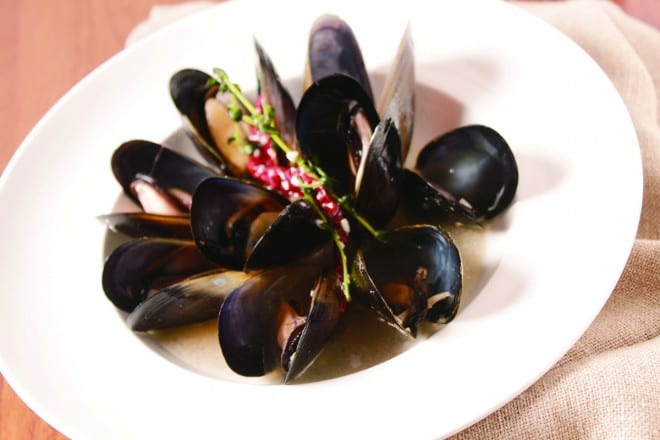 ムール貝_Mussels
