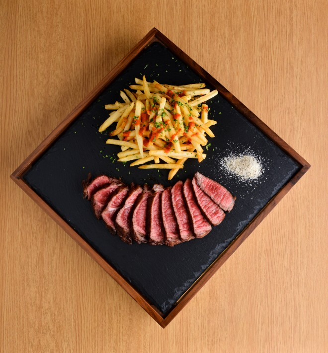 MS 牛ステーキ