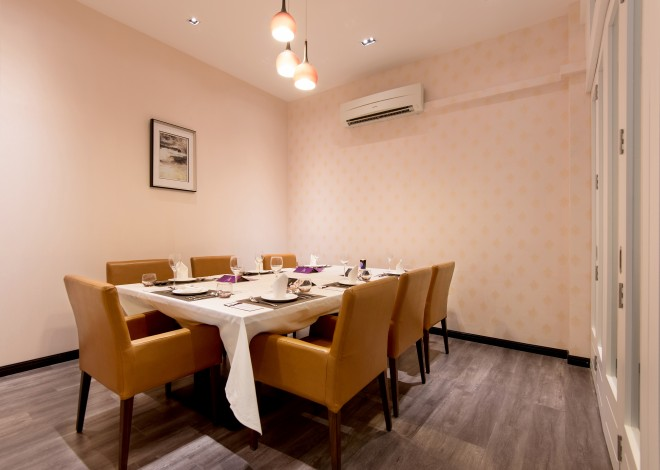 Violet Herbs - Private Dining Room (8 seater)