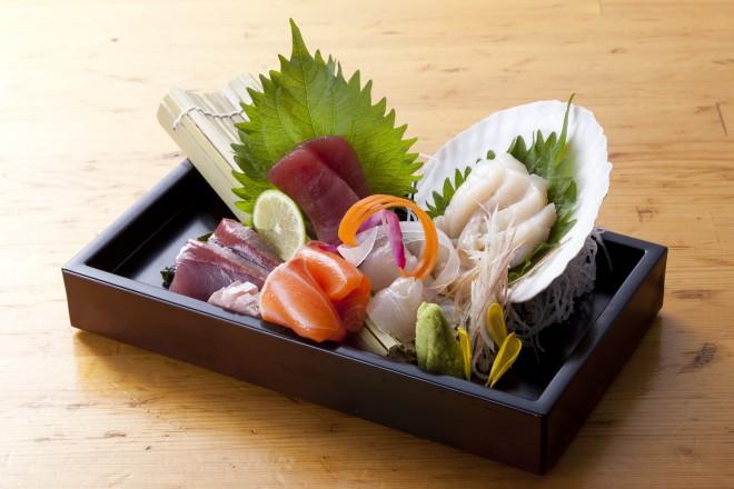 Assorted Sashimi - 5 Kinds