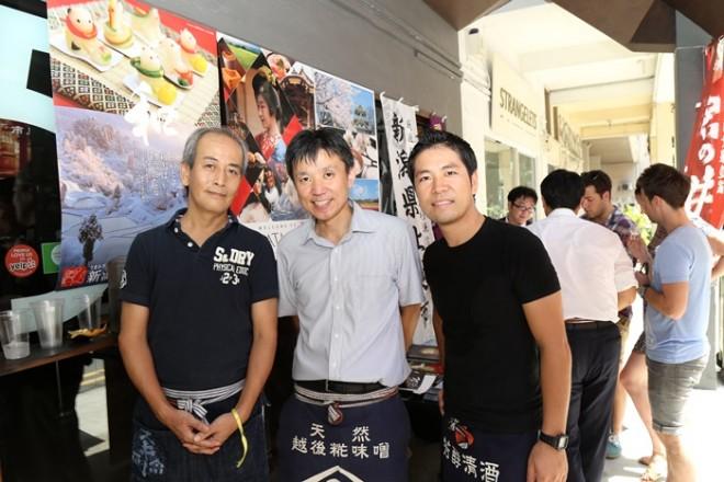 Niigata Sake Event 7