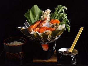 Seafood Kaminabe Set